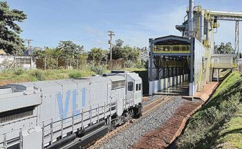 A VLI tem um projeto para construir 235 quilômetros de ferrovia no Triângulo | Crédito: Divulgação