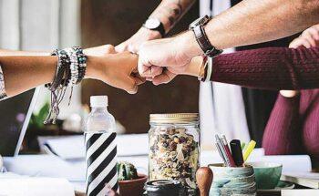 O papel da empresa é criar um ecossistema de felicidade, funcionários felizes produzem mais | Crédito: StockSnap por Pixabay