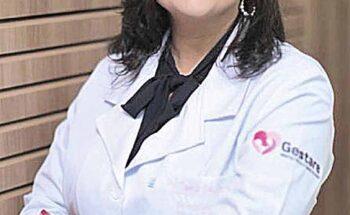 Dra Daniela Silva do Espírito Santo, médica ginecologista e obstetra | Crédito: Divulgação