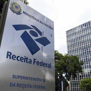 No acumulado do ano, a arrecadação federal somou R$ 1,199 trilhão, um salto de 23,53% | Crédito: Marcelo Camargo/Agência Brasil
