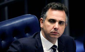 Pacheco é cotado para disputar a Presidência da República | Crédito: REUTERS/Adriano Machado